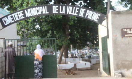 PIKINE – Un collectif exige l'extension du cimetière