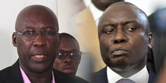 SUPPOSE DEAL AVEC MACKY – Le colonel Kébé tacle Idy et Cie