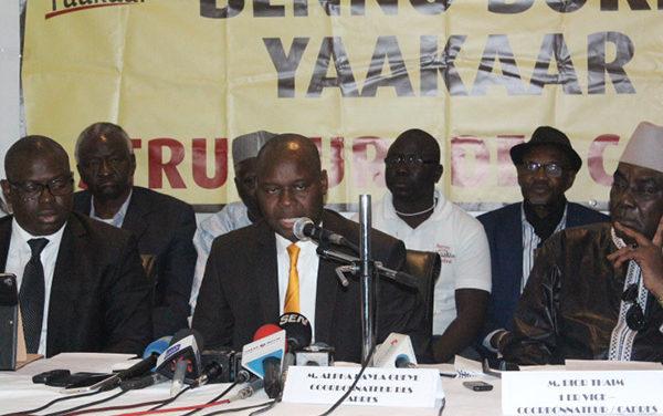 GESTION DES INONDATIONS, TOURNEES ÉCONOMIQUES – Les cadres de Benno décernent un satisfecit à Macky Sall