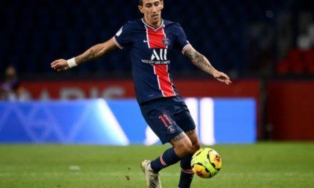 PSG-OM – Di Maria suspendu quatre matches pour un crachat