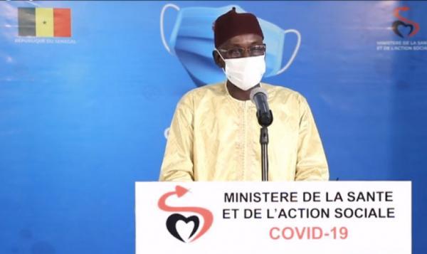 CORONAVIRUS AU SÉNÉGAL – 58 nouveaux cas dont 21 communautaires