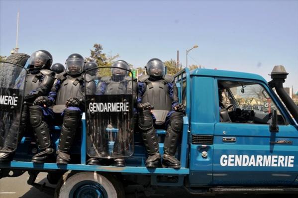 INHUMATION SANS AUTORISATION – Sept personnes arrêtées par la gendarmerie de Sédhiou