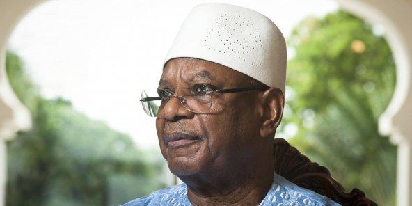MALI – Ibrahim Boubacar Keïta hospitalisé