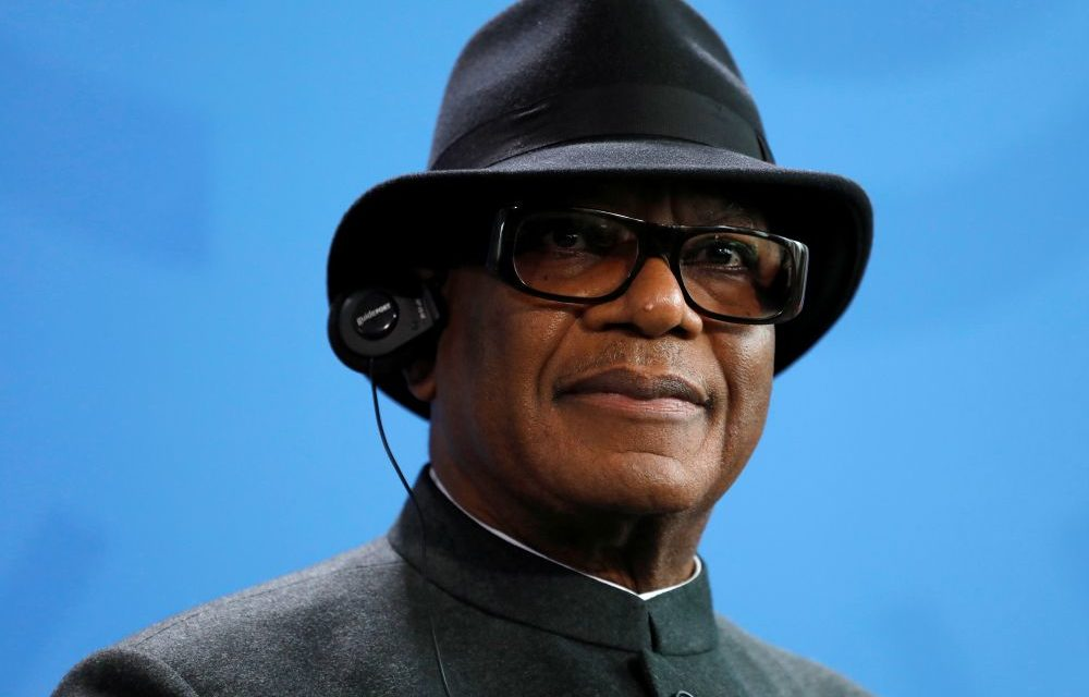 MALI – Le président déchu IBK se rend à Abu Dhabi