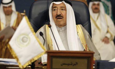Mort de l'émir du Koweït à l'âge de 91 ans, son frère lui succède