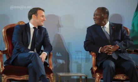 COTE D'IVOIRE-FRANCE – Ce que Macron va dire à Ouattara