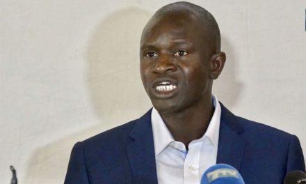 SORTIE DE MANSOUR FAYE – La réaction de Babacar Diop et Cie
