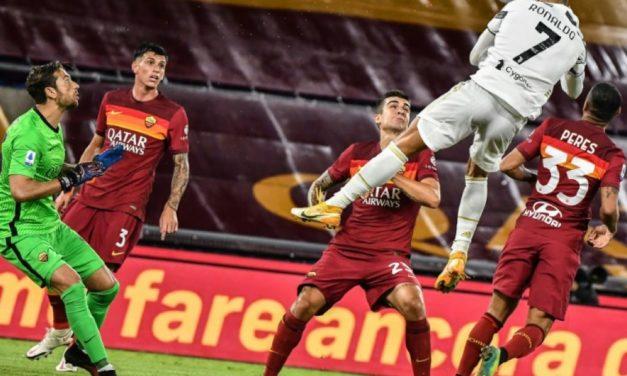 ITALIE – Ronaldo sauve la Juventus face à une belle Roma
