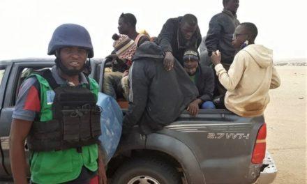 SAHARA – Des dizaines de migrants secourus