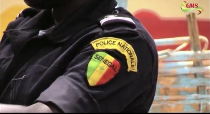 POLICE DE L'AIR ET DES FRONTIÈRES – Le commissaire Ibrahima Senghor promu