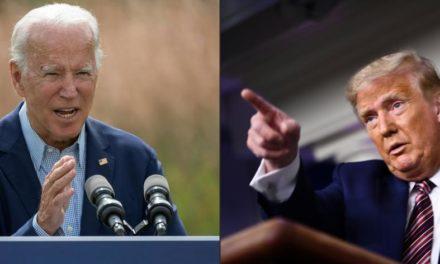 Trump, déclaré positif en pleine campagne