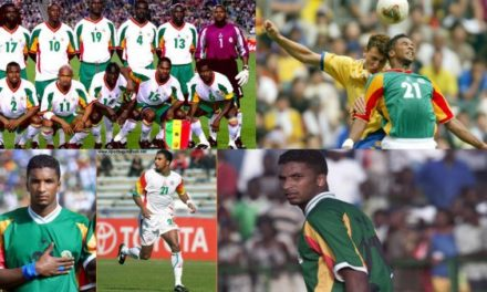 FOOTBALL – Habib Bèye rêve de coacher les Lions