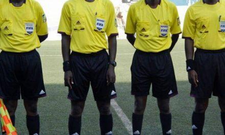 CAF – 4 arbitres sénégalais en stage au Caire