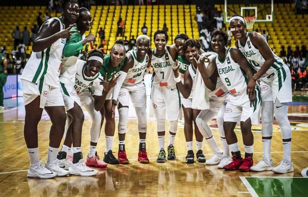 AFROBASKET 2021 – Les Lionnes qualifiées d'office!