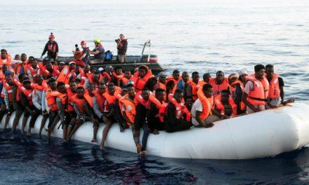 AXE DAKAR-MBOUR – Deux pirogues de migrants clandestins interceptées par la marine nationale