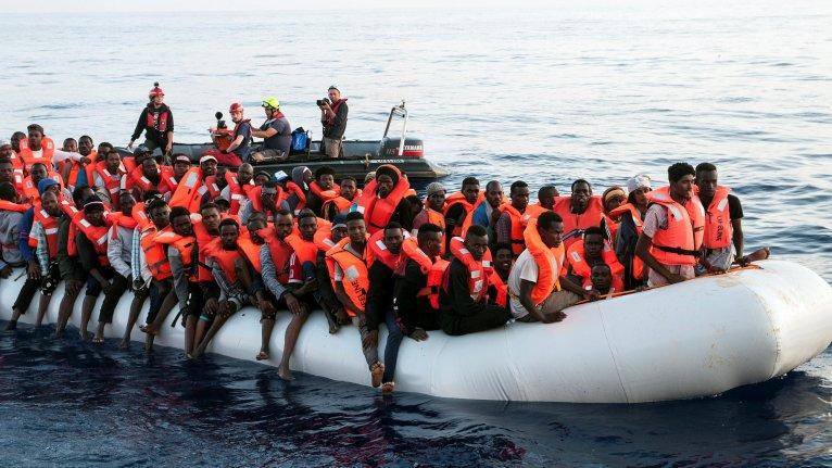 MBOUR – 183 candidats à l'immigration clandestine interceptés par la marine