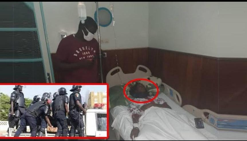 AGRESSION DE LA CAMÉRAWOMAN – Adja Ndiaye et 4 policiers auditionnés par la police des polices