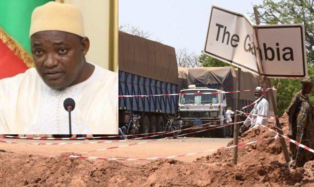OFFICIEL – La Gambie réouvre ses frontières terrestres et aériennes