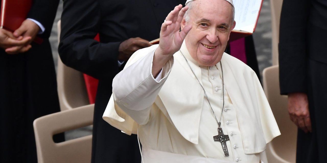 Questions au Pape François (Marcel Mendy)