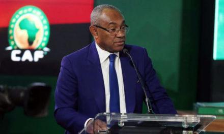 CAF – Ahmad Ahmad va briguer un 2ème mandat
