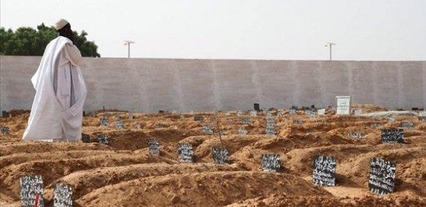 TOUBA – Le manque d'eau touche les cimetières de Bakhiya