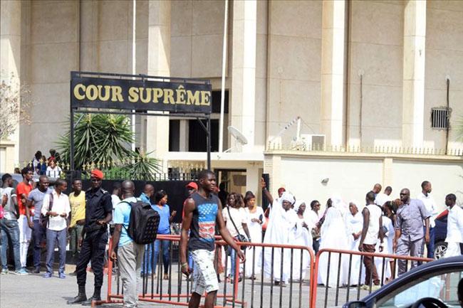 AFFECTATION DU MAGISTRAT NGOR DIOP- La Cour suprême saisie