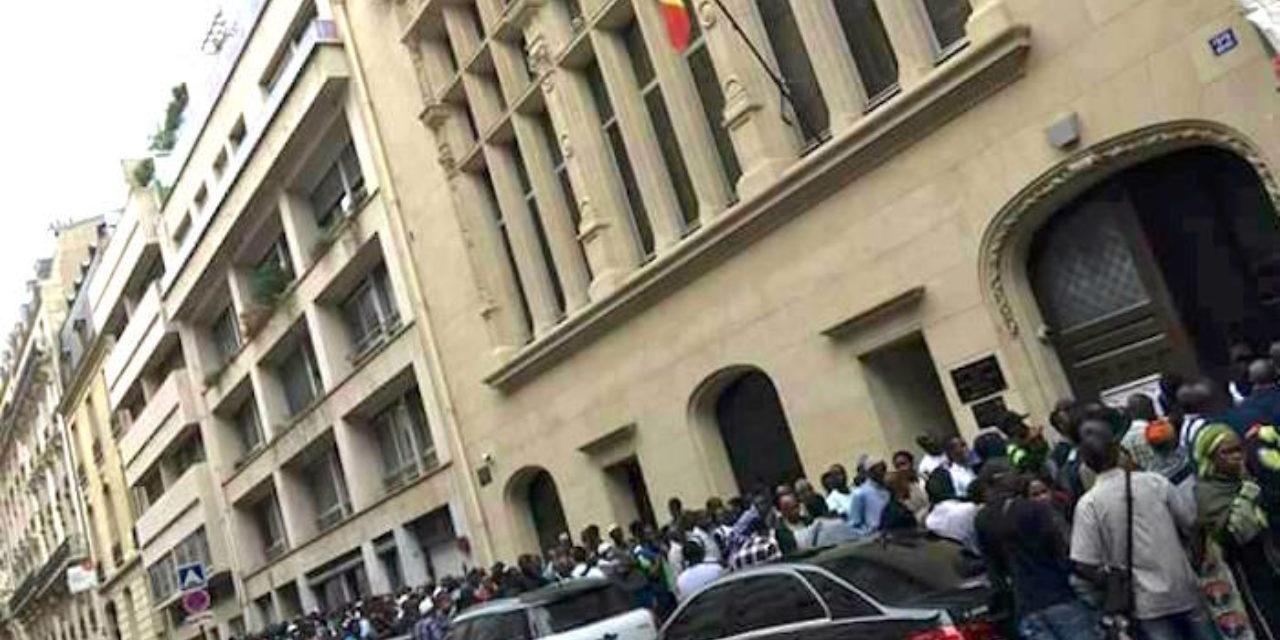 Agression au Consulat du Sénégal à Paris: 2 gendarmes suspendus