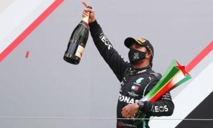 F1 – Lewis Hamilton signe au GP du Portugal sa 92e victoire, record absolu