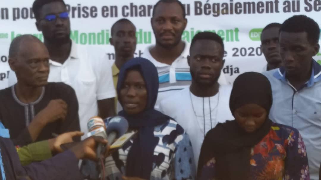 JOURNÉE MONDIALE DU BÉGAIEMENT – L'APBS interpelle Abdoulaye Diouf Sarr et exige plus de considération