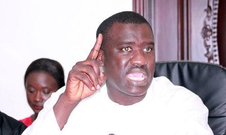 3e MANDAT – Moussa Tine disqualifie Macky Sall