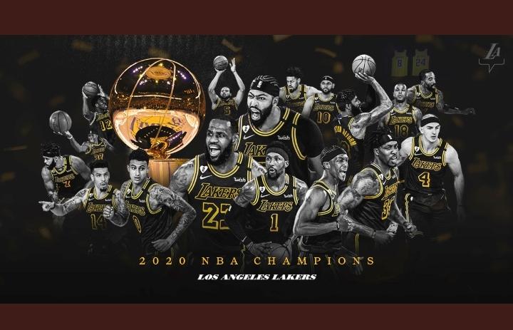 NBA – L.es Lakers champions pour la 17ème fois