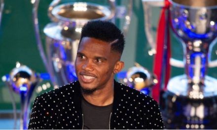 BALLON D'OR DREAM TEAM – Samuel Eto'o tacle France Football