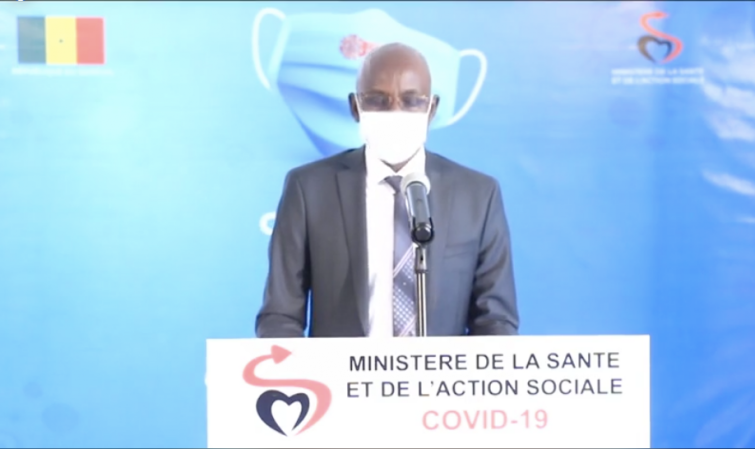 CORONAVIRUS AU SÉNÉGAL – 14 nouveaux cas dont 5 communautaires