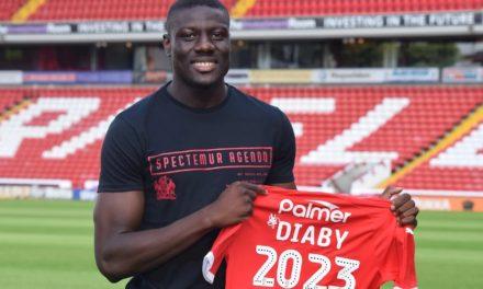 ANGLETERRE – Bambo Diaby, un footballeur sénégalais suspendu pour 2 ans