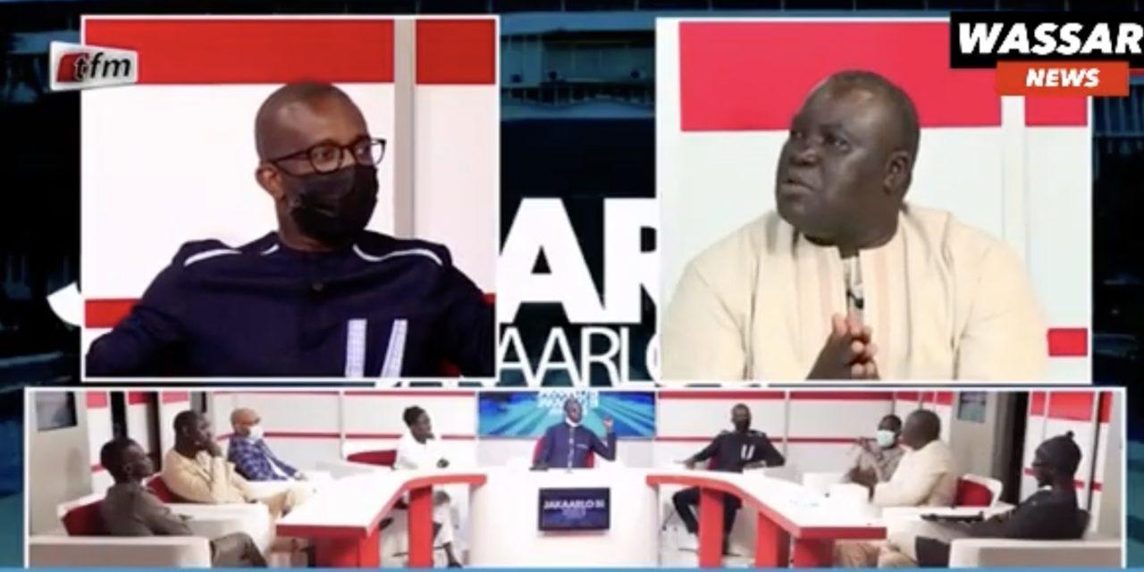 VIDEO – Vive altercation entre Birima et Bouba Ndour