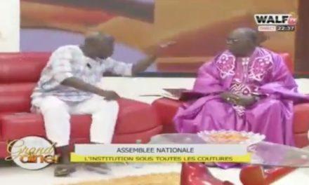 VIDEO – Chaud chaud entre Me El Hadji Diouf et Gomis !