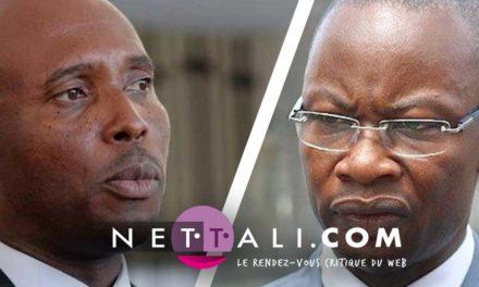 (vidéo) TRIBUNAL DE DAKAR – Moussa Diop presse Barth de venir comparaitre