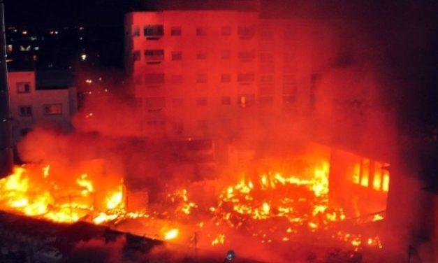 INCENDIES DANS LES MARCHES – Quand l'Etat peine à contenir le feu