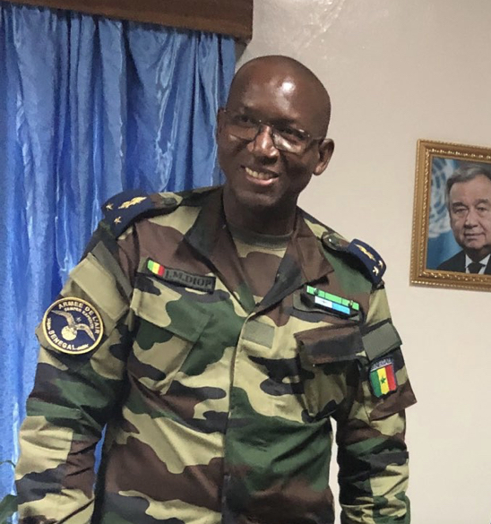 NOUVEAU CHEF D'ETAT-MAJOR DU PRESIDENT MACKY SALL – Qui est le général Joseph Mamadou Diop ?