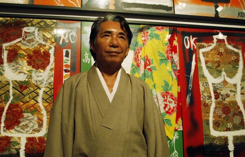 COVID-19 – Décès à 81 ans du couturier japonais Kenzo
