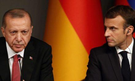 MACRON-ERDOGAN – La réponse du président français