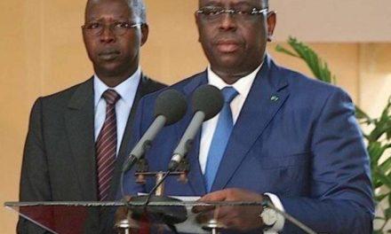 COVID-19 – Macky Sall décrète un couvre-feu à Dakar et Thiès
