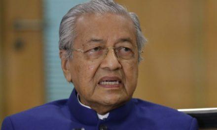 """Pour l'ex-Premier ministre de Malaisie, """"les musulmans ont le droit de tuer des Français"""""""