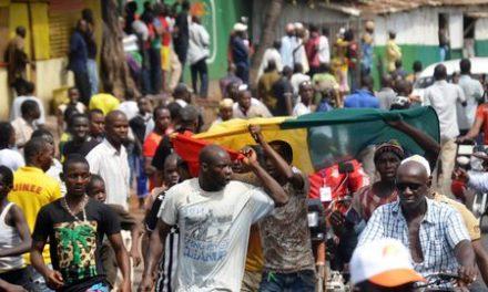 PRÉSIDENTIELLE GUINEE – Le FNDC déplore la mort par balle du coordonnateur à Sonfonia Gare