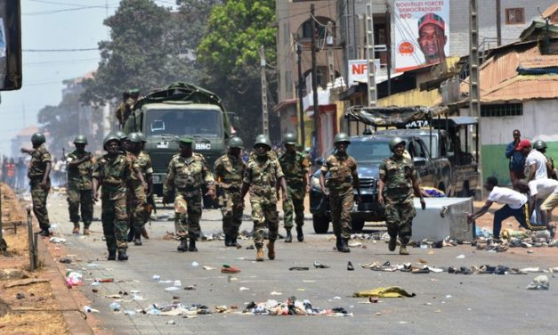 GUINEE – Le camp de Dalein Diallo déplore trois morts
