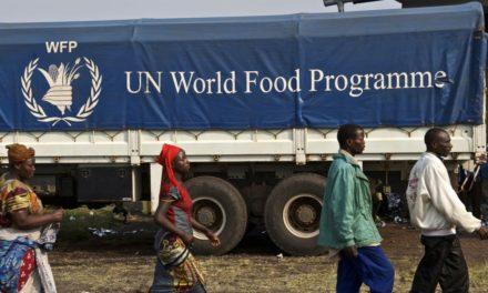 Le Nobel de la paix attribué au Programme alimentaire mondial