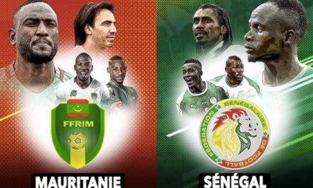 OFFICIEL – Le match amical Sénégal-Mauritanie est annulé