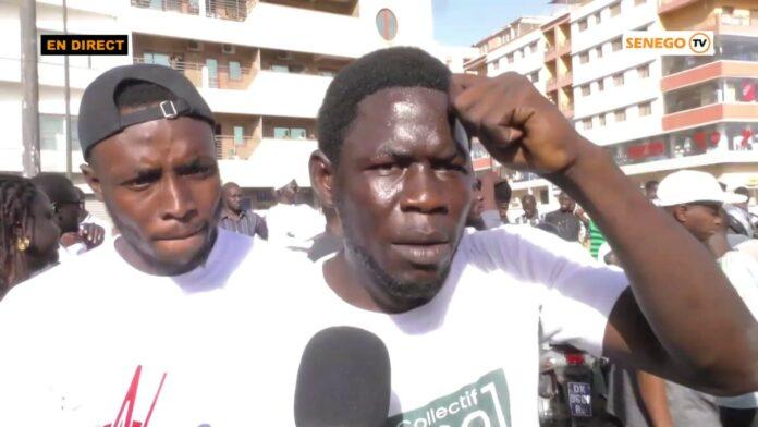 JUGE POUR RÉBELLION – L'étudiant activiste Pape Abdoulaye Touré relaxé