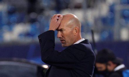 COVID-19 – Zidane testé positif