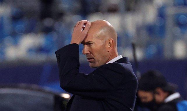 REAL – La menace se précise pour Zidane…